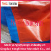 Blue Orange Korea PE Tarpaulin Sheet and Roll for Gulf Countries