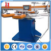 Round Shape Automatic Screen Printing Machine with Single Color