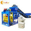 Qtj4-25 Automatic/Concrete/Hydraulic/Cement Block Brick Making Machine
