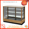 Wooden Store Fixture Store Display Showcase for Shop
