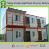 Two Floor High Class Prefabricated Container House for Living Container Houses