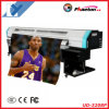 Phaeton Ud-3208p, 3.2/10FT Large Format Outdoor Solvent Printer (4 or 8 Seiko spt510/35pl head, C, M, Y, K 4 color)
