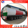 4 Axls Diesel Tank Semi Trailer Oil Tanker Fuel Tank Trailer