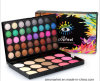 Popfeel 40 Color Eye Shadow Palette & 15 Color Blush Palette Professional Makeup Palette