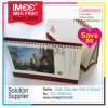 Imee Printed Customized China Printed Wire-O Bound Table Desk Calendar