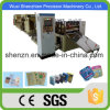 SGS Standard PLC Control Brown Kraft Paper Bag Making Machine