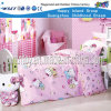 Children Furniture Hello Kitty Wooden Bed Set (HF-07501)