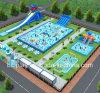 Hot Sale Water Slide Design for Clients