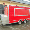 Multi-Using Mobile Street Food Concession Trailer From Manufacturer