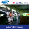 Rental Aluminum LED Cabinet with High Brightness LED Display