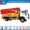 High Quality 52m Truck Mounted Concrete Hydraulic Pump