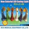 Dental LED Curing Light with 7 Color Available