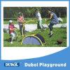 Amusement Park Cheap Children Seesaw & Swing Set