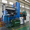 Huge Three Roller Hydrulic CNC/PLC Control Plate Rolling Machine