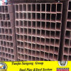 Square Mild Carbon Welded Steel Pipe for Construction