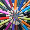 Color Pencil, Colour Pencils, Half and Full Size Color Pencil