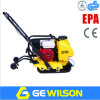 Reversible Vibrating Plate Compactor for Road Construction