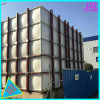 SMC Water Tank with Elevated Steel Fiberglass FRP Sectional Water Tank