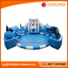 Inflatable Bouncy Toy/Giant Inflatable Polar Bear Amusement Park (T13-015)