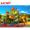 Amusement Manufacturers Outdoor Plastic Kids Outdoor Playground Items for Sale