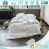 100% Cotton Fabric Down Quilt White Goose Feather and Down Duvet
