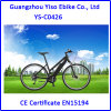"36V 250W 26"" Electric City Bike with Inner Lithium Removable Samsung Battery"