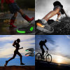 for Running Cycling Sports Shoes LED Safety Clip Light