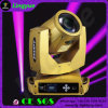 DMX Gold 200W 5r Sharpy Moving Head Beam Stage Lighting
