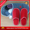 Hotel Slipper with Beautiful Printing $ Customer′s Logo