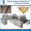 Servo Motors Hard Candy Machine Production Line