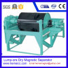 Lump-Ore Dry Magnetic Separator for Lean Ore Waste Rock Sand Clay