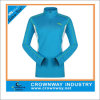 100% Polyester Running Shirt for Men with Dry Fit Fabric