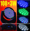 Professional 108PCS 3W RGBW LED Moving Head Light
