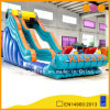 Sea Fish Wave Inflatable Slide