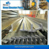 Elevator Lift Machine Steel T Type Elevator Guide Rail for Lift