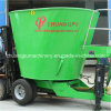 Dairy Farm Cow Feed Mixer 9 Cbm Capacity