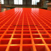 Light Weight FRP Gratings of Square Mesh Type, Smooth Top Surface. 38*38mm