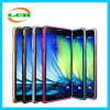 Double Color Arc Hippocampal Buckle Metal Bumper Case for Samsung