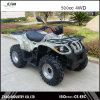 Quad Bike 500cc 4X4 Motorcycle 4WD 2 Seats