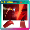 Satin/ Semi-Gloss/ Flat Red Electrostatic Powder Coating for Coated Outdoor Metal Equipment