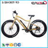 20inch 60V 250W Fat Electric Bike Adult Electric Bicycle Electric Snow Bike 6061 Aluminum Alloy with a Horizontal Bar