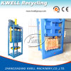 Waste Fabric/Clothes/Textile Compressor, Hydraulic Press Baler Machine