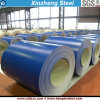 Steel Material Color Coated PPGL Galvanized Prepainted Steel Coil PPGI
