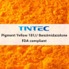 Organic Pigment Yellow 181/Benzimidazolone for Plastic (Reddish Yellow)