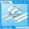 Regular Plain Stainless Steel Cable Tie with Roll Ball Locking 4.6X200mm