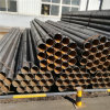 Construction & Structure Black ERW Carbon Ms Steel Pipe Round Section Made in China