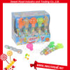 Four Shape Electric Light Toy with Candy