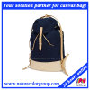 Fashion Leisure Student Canvas Backpack for Campus and Traveling