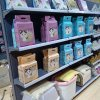 Real Dust Free Cat Litter Wholesale From China with 3 Pop Shapes to Us Market