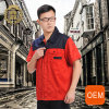 OEM Summer Workwear, Multiple Color Coverall Cotton Suit